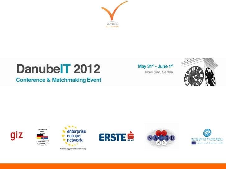 Danube IT 2012