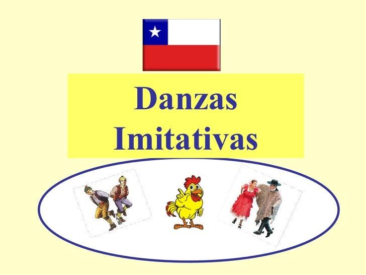 Danzas Imitativas