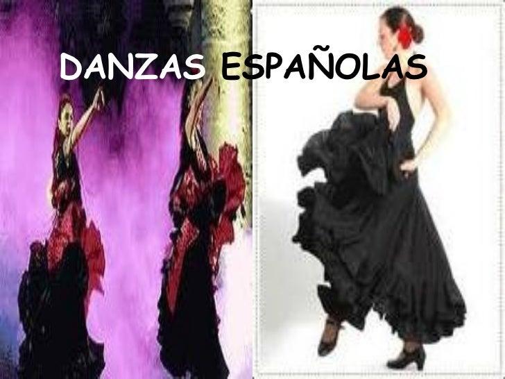 Danzas españolas