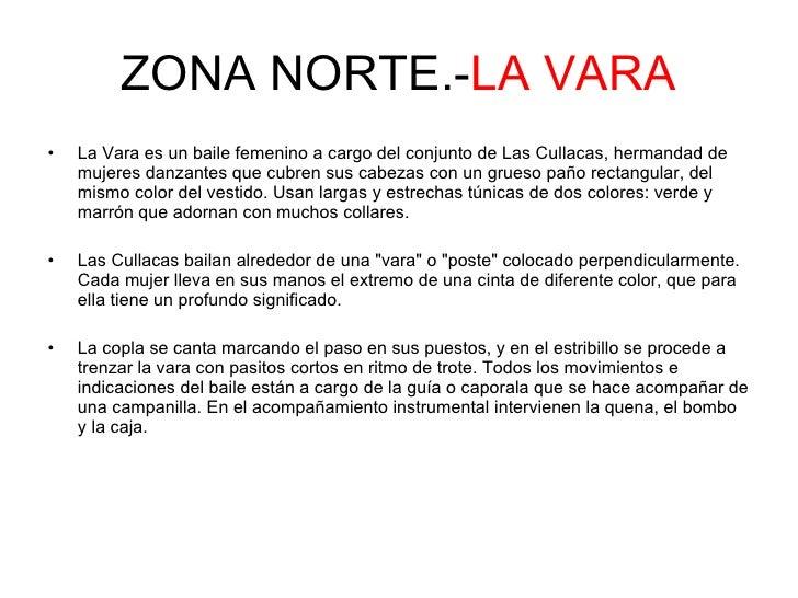 Decoracion Zona Norte De Chile ~ Danzas t?picas de chile  ZONA NORTE