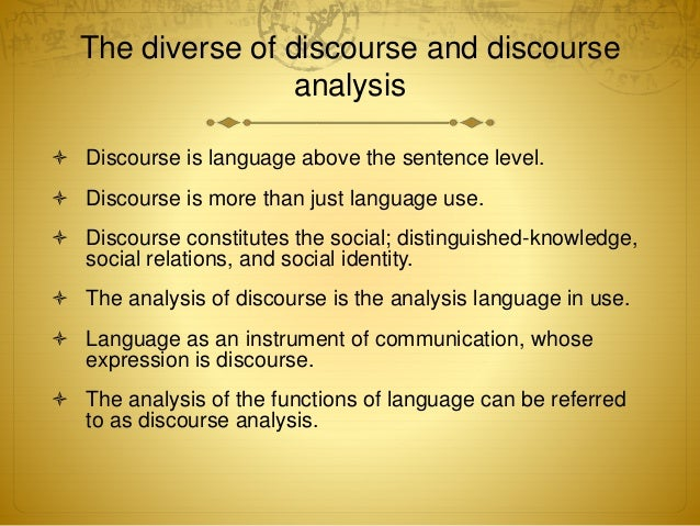 spoken discourse analysis turn taking 25042017  in conversation analysis, turn-taking is the manner in which orderly conversation normally takes place learn more.