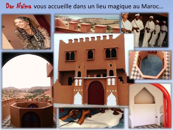 Dar Naïma vous accueille dans un lieu magique au Maroc…