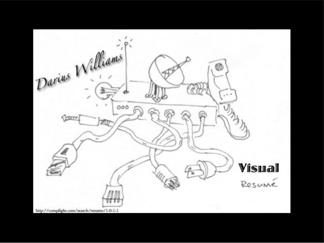 Darius williamsvisual resume