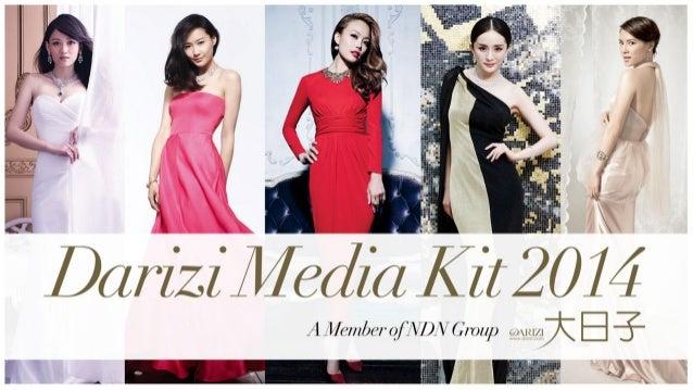 Darizi media kit 2014
