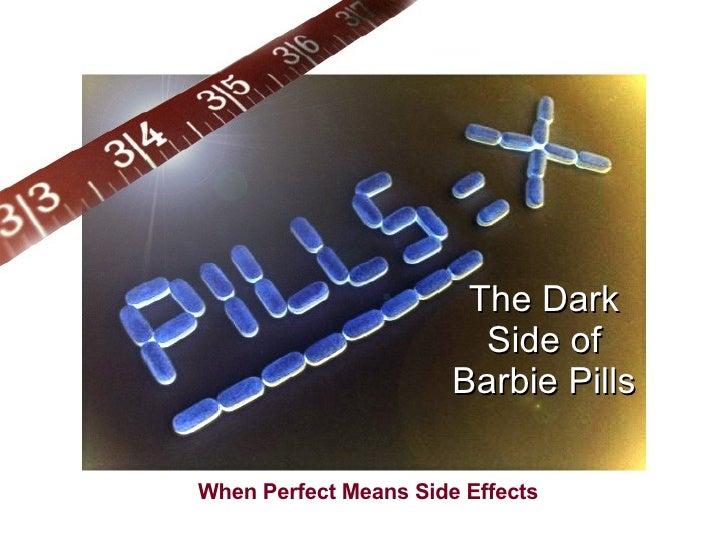 Dark Side Of Barbie Pills