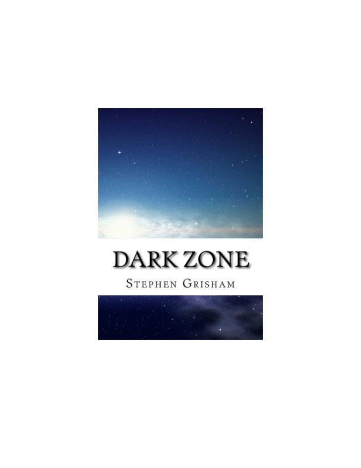 Dark Zone - Excerpt