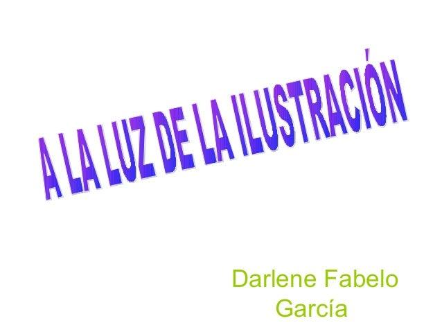 Darlene Fabelo García