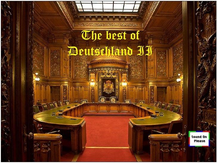 The best ofDeutschland II