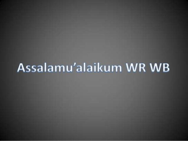 Disusun oleh : Muslikha Rosita Leviana Sovi Silviana Hardiyanti Sumiyana Kelas 1 F  Fakultas keguruan dan ilmu pendidikan ...
