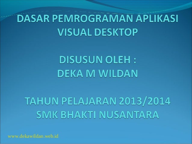www.dekawildan.web.id