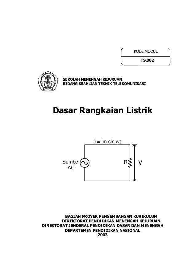 Dasar rangkaian listrik