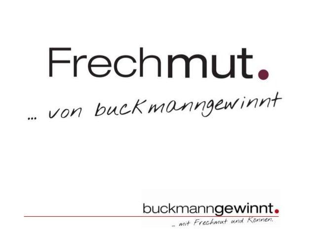 Der Frechmut - Spirit im Personalmarketing