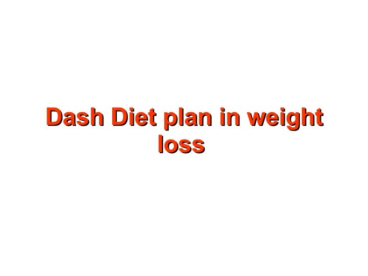 Dash Diet Plan In Weight Loss - A view from Phenocal