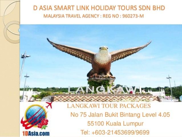 LANGKAWI TOUR PACKAGE