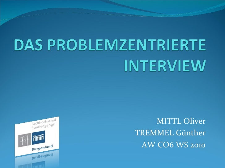 MITTL Oliver TREMMEL Günther AW CO6 WS 2010