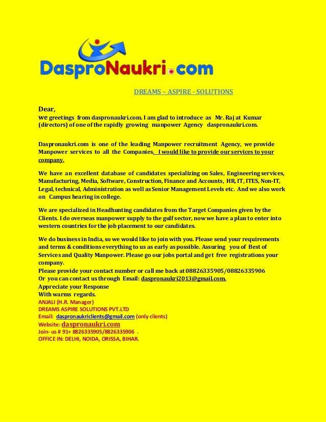 Daspronaukri.com company profile