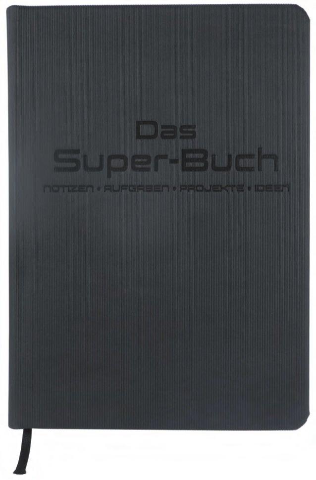 Das Super-Buch Notizen • Aufgaben • Projekte • Ideen BusinessVillage