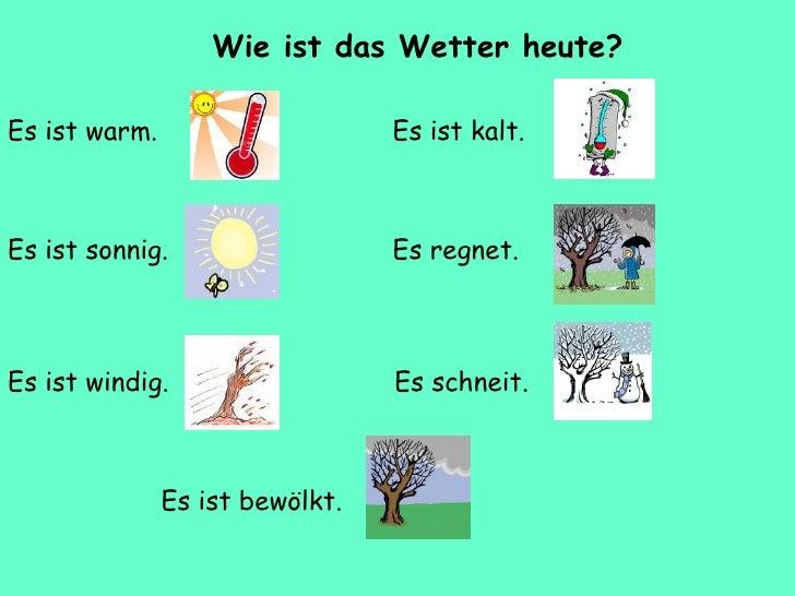 Das Wetter In Der Schweiz