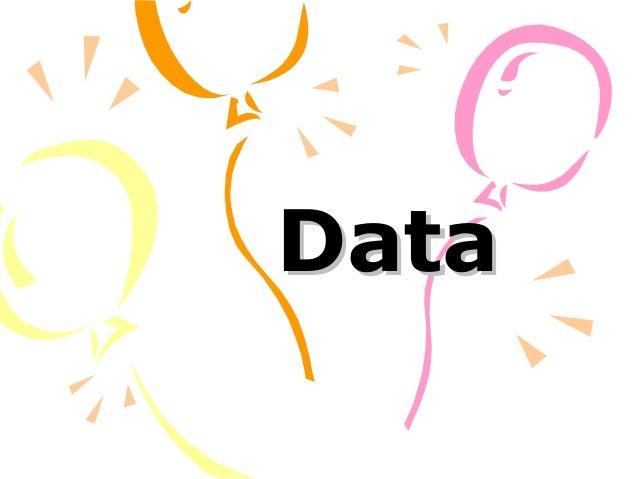 DataData
