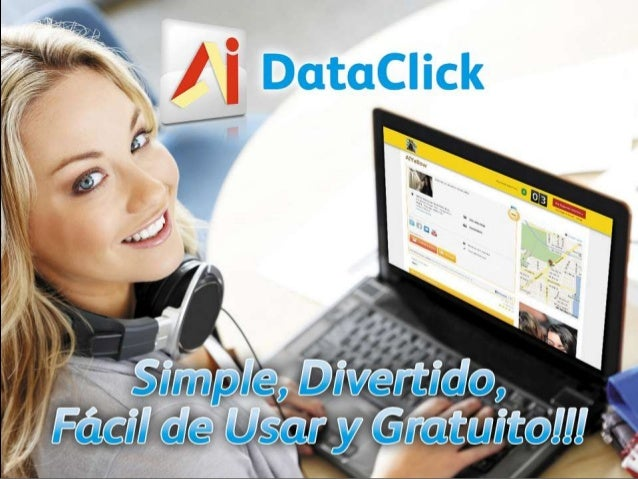 Data click Amarillas Internet