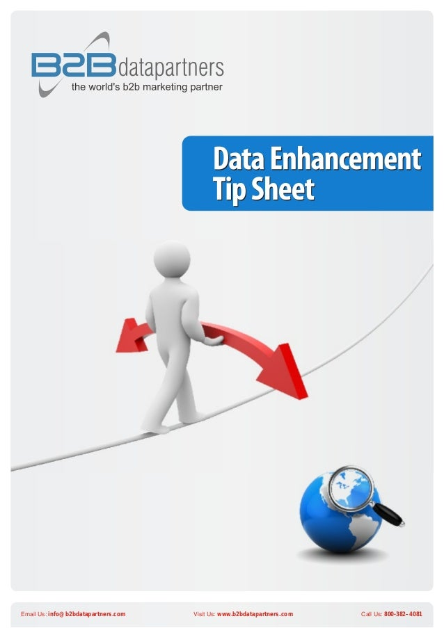 Redefine the life of your data through data enhancement