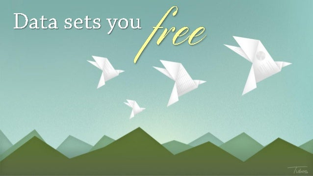 Data Sets You Free: Analytics for Content Strategy