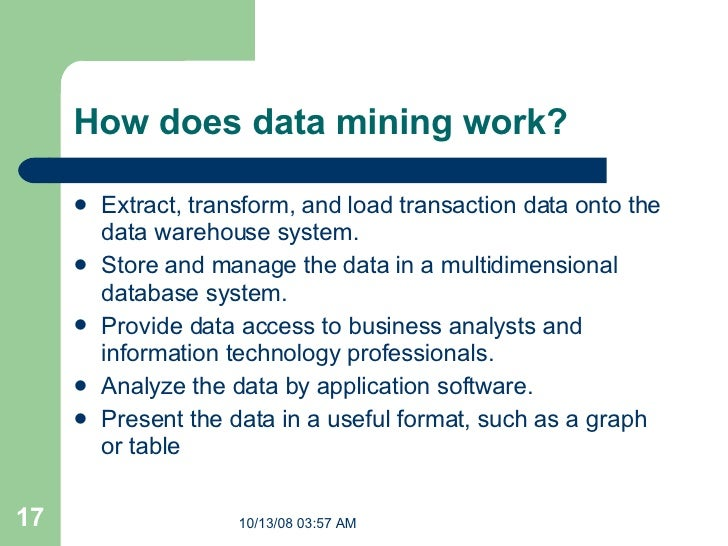 What are some good research topics in data mining?