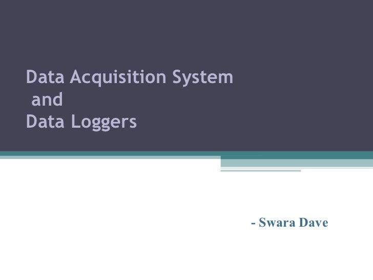 Data Acquisition System Icon : Data acquisition system and loggers