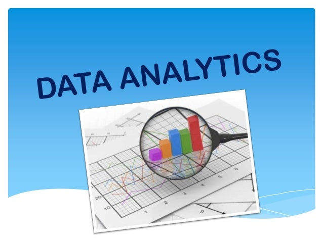 Data analytic is a qualitative and quantitative technique to describe, categorized, compare and summarize the data accordi...