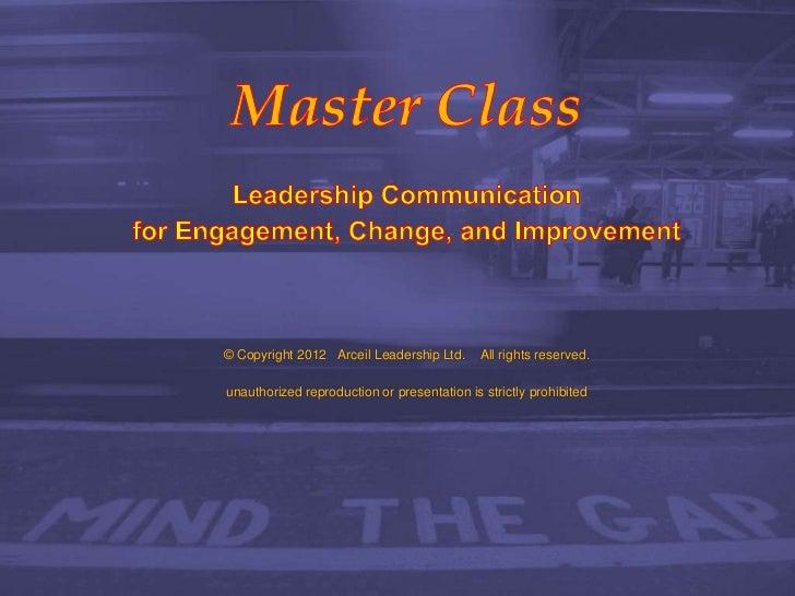 Data, Axioms, Principles of Strategic Communication