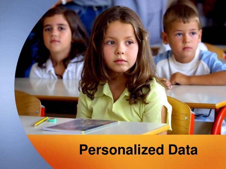 Personalized Data