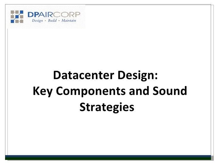 Datacenter Design - DP Air