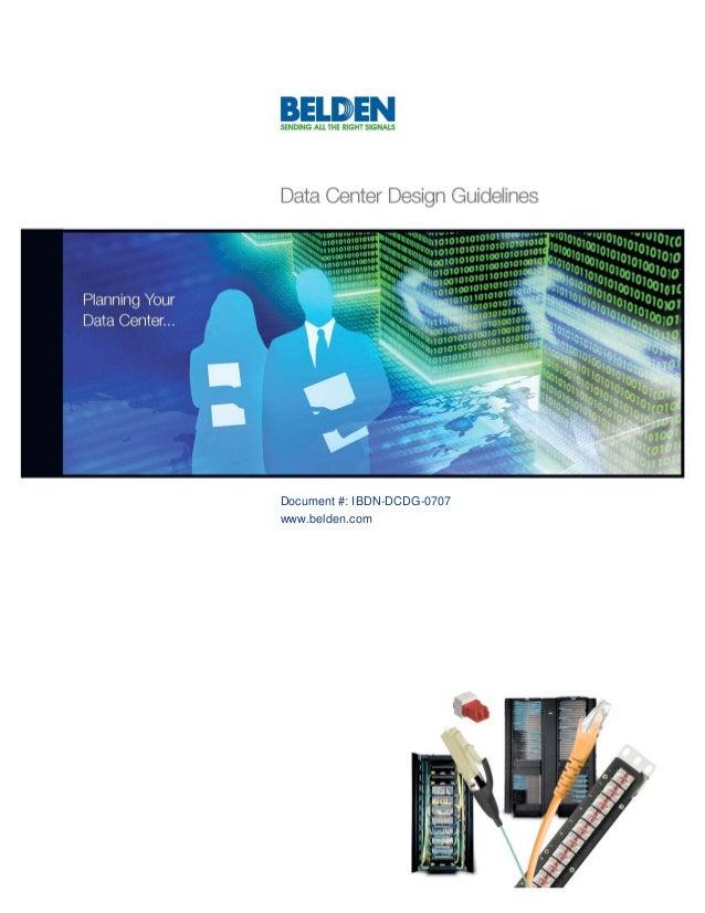 Datacenter guide