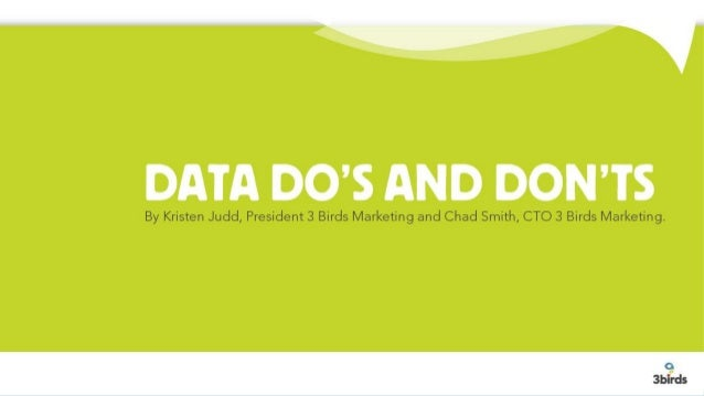 Data dos and_donts-revised