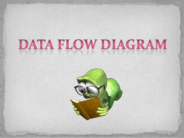 "DEFINITION A  data flow diagram (DFD) is a graphical representation of the ""flow"" of data through a computer system.     ..."
