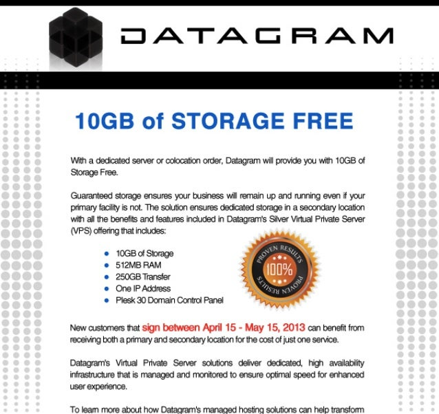 Datagram  april-may 2013 promo 2013