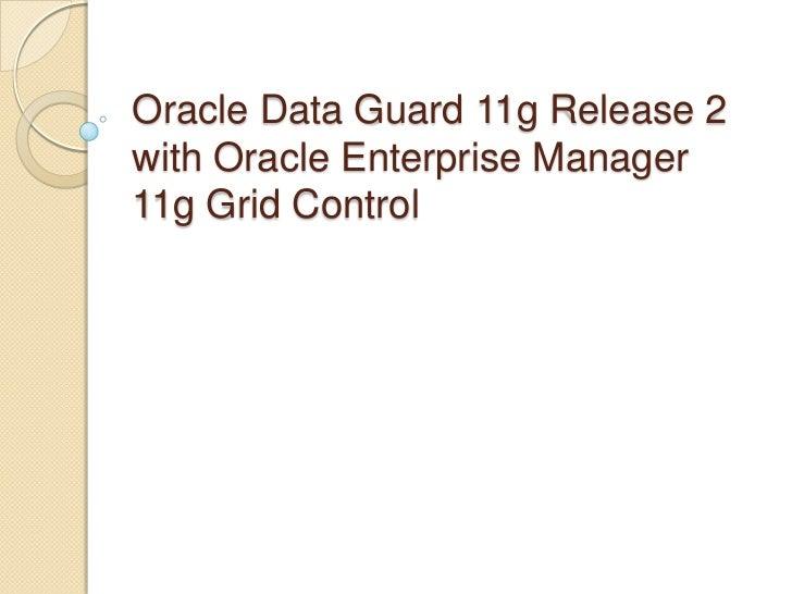 Data Guard25 August
