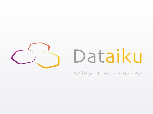 write your own data story!