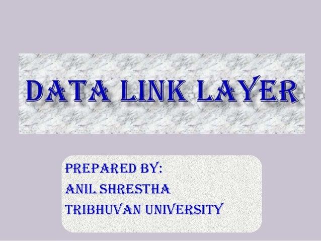 Prepared by:anil shresthaTribhuvan university