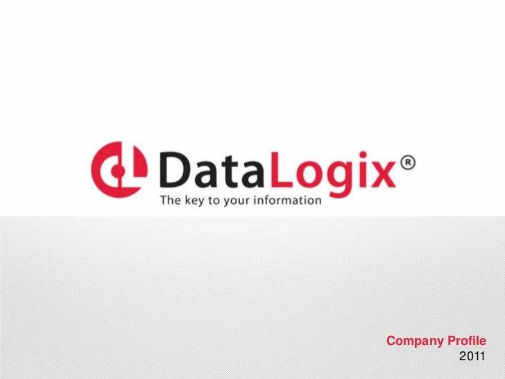 Company Profile2011<br />