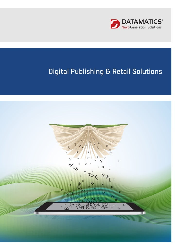 ®Digital Publishing & Retail Solutions                                  H   L            Q   S                          V ...