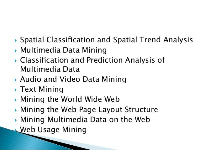 Phd Thesis Computer Science Data Mining