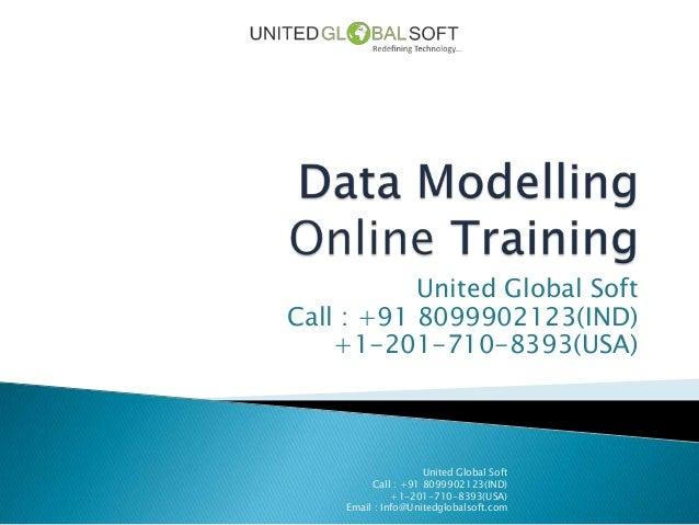Data modelling online training