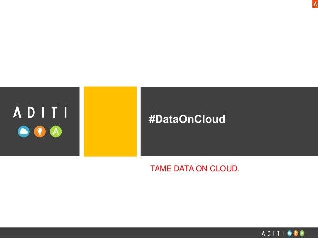 #DataOnCloud London event