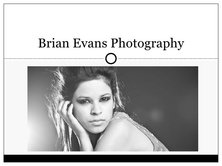 Brian Evans Photography