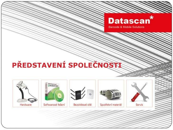 Datascan.cz-představení společnosti