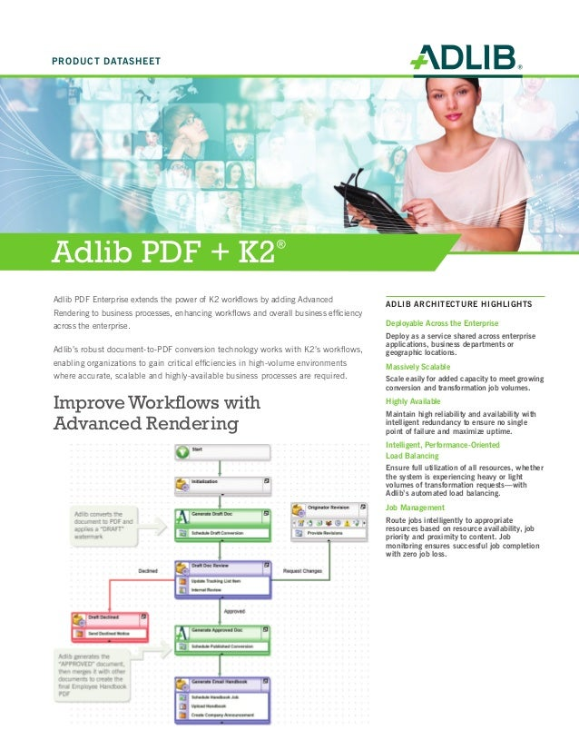 Adlib - K2 and Atidan - Improve Workflows with Advanced Rendering