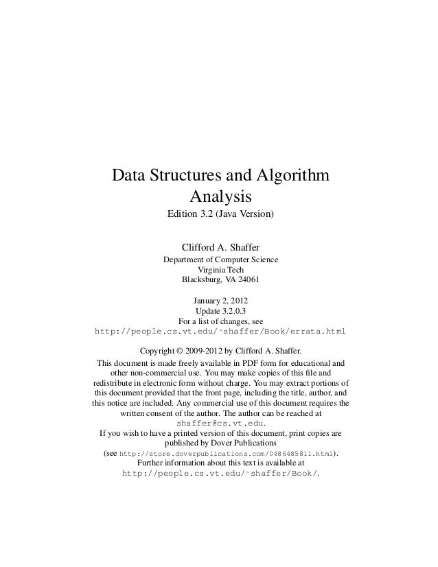 Data structures and files pdf