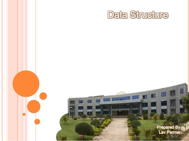 INTRODUCTION DATASTRUCTURE What is Data Structure? •Data Structure: Data structure is a way to storing and organizing data...