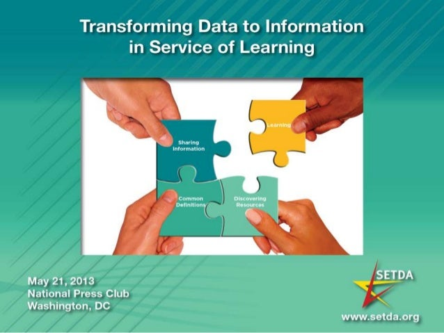 Welcome• … to our online participants• Join us online – ask questions and makecomments by using the hashtag:#data4learning